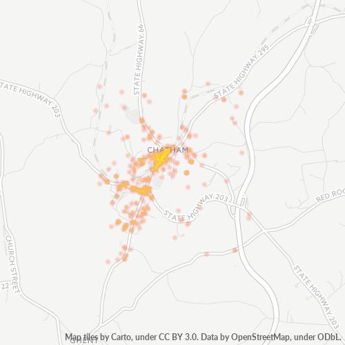 12037 Business Density Heatmap
