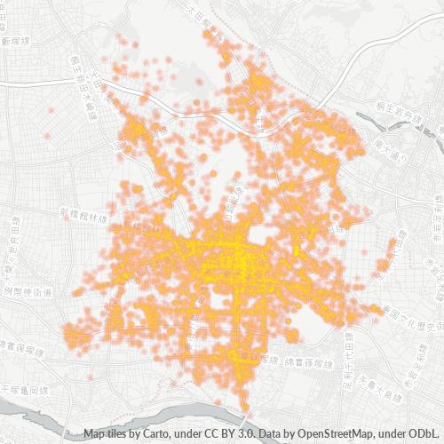 373 事業密度ヒートマップ