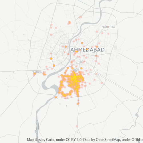 382405 Business Density Heatmap