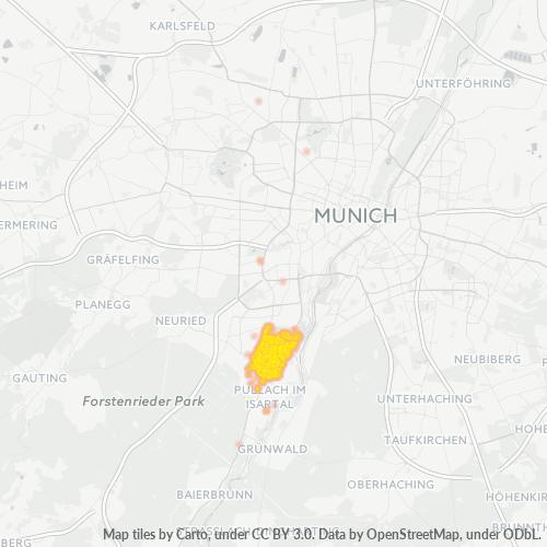 81479 Standortdichte-Heatmap
