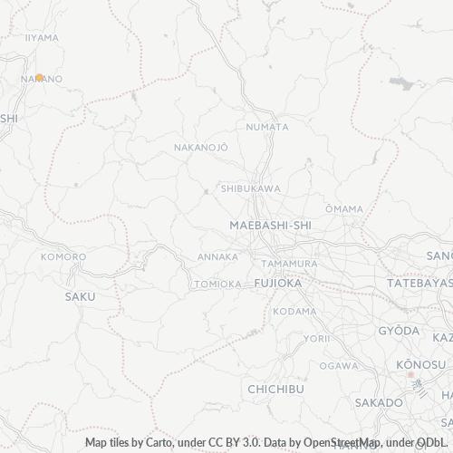 164 事業密度ヒートマップ