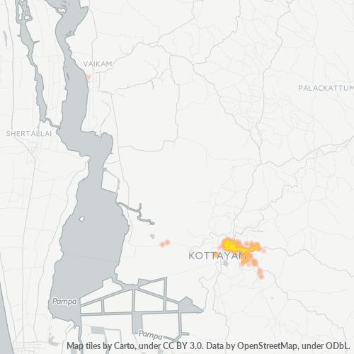 686002 Business Density Heatmap