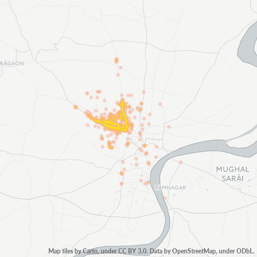 221003 Business Density Heatmap