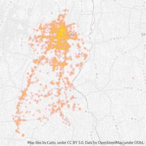 307 事業密度ヒートマップ