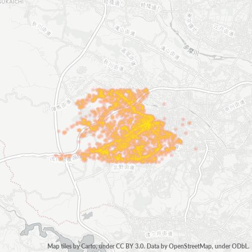 193 事業密度ヒートマップ