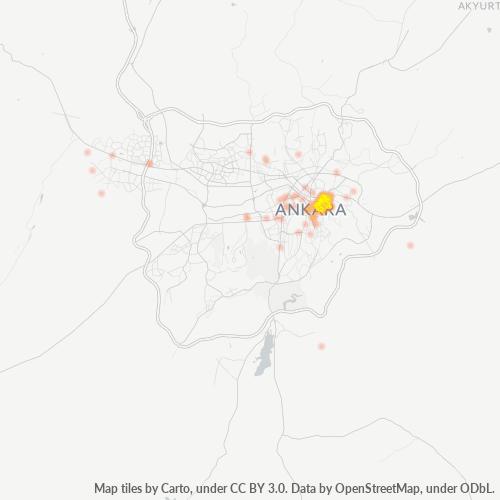06590 Şirket Yoğunluğu Isı Haritası