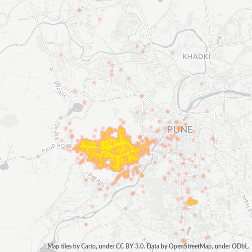 411038 Business Density Heatmap