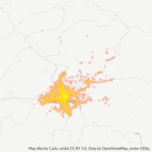 506 事業密度ヒートマップ