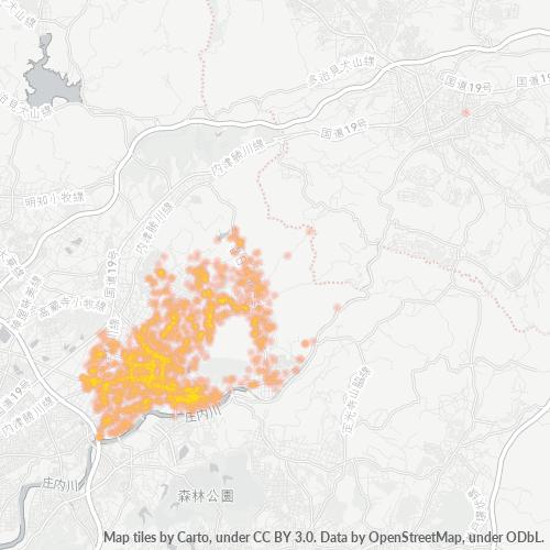 487 事業密度ヒートマップ