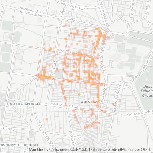 570024 Business Density Heatmap
