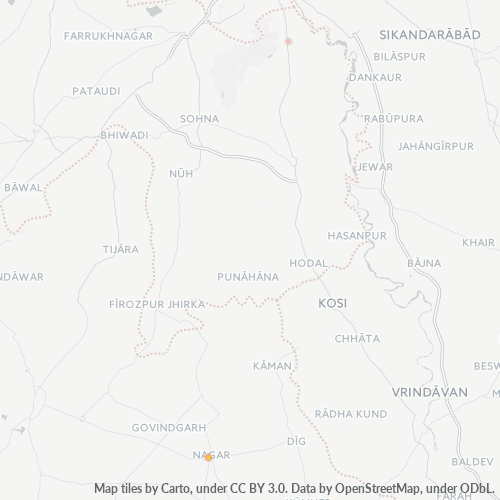 140308 Business Density Heatmap
