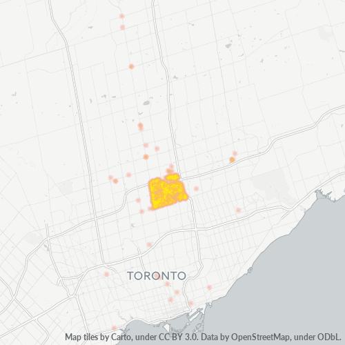 L3T Business Density Heatmap