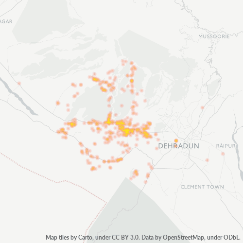 248007 Business Density Heatmap