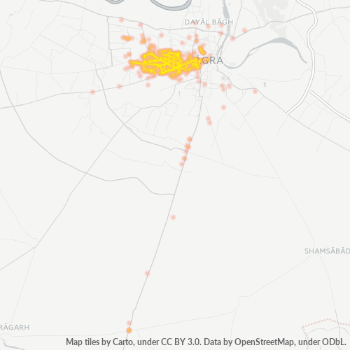 282010 Business Density Heatmap