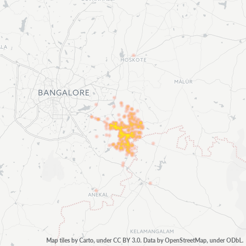 562125 Business Density Heatmap
