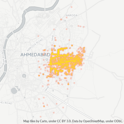 382415 Business Density Heatmap